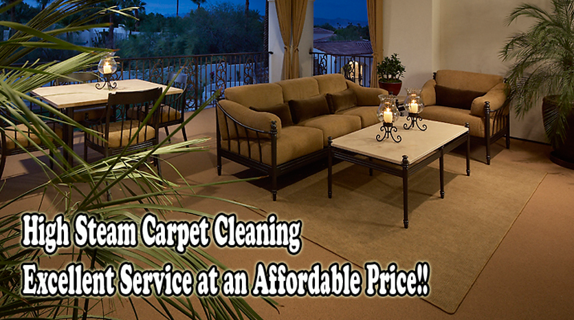 High Steam Carpet Cleaning Tampa